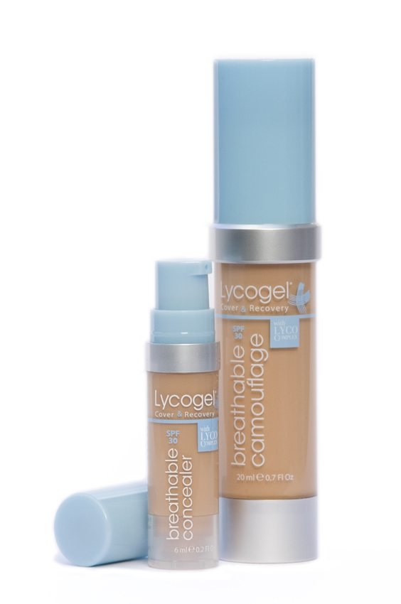 Lycogel ademende camouflage creme
