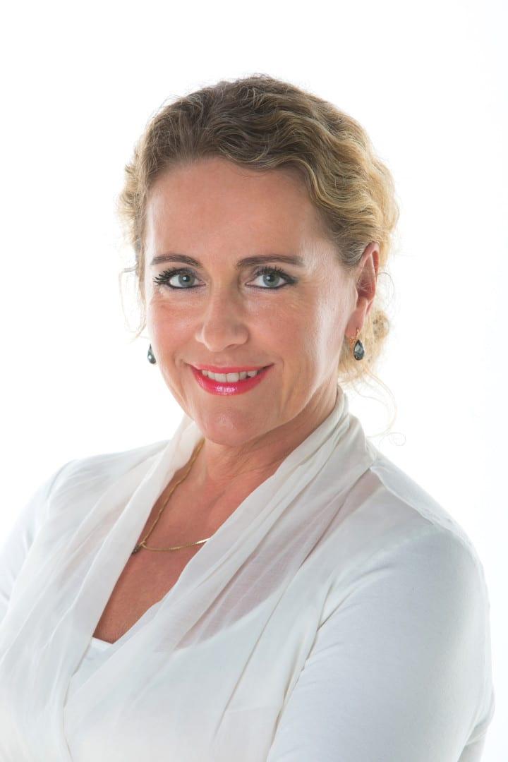 Daphne Modderman, peeling behandeling